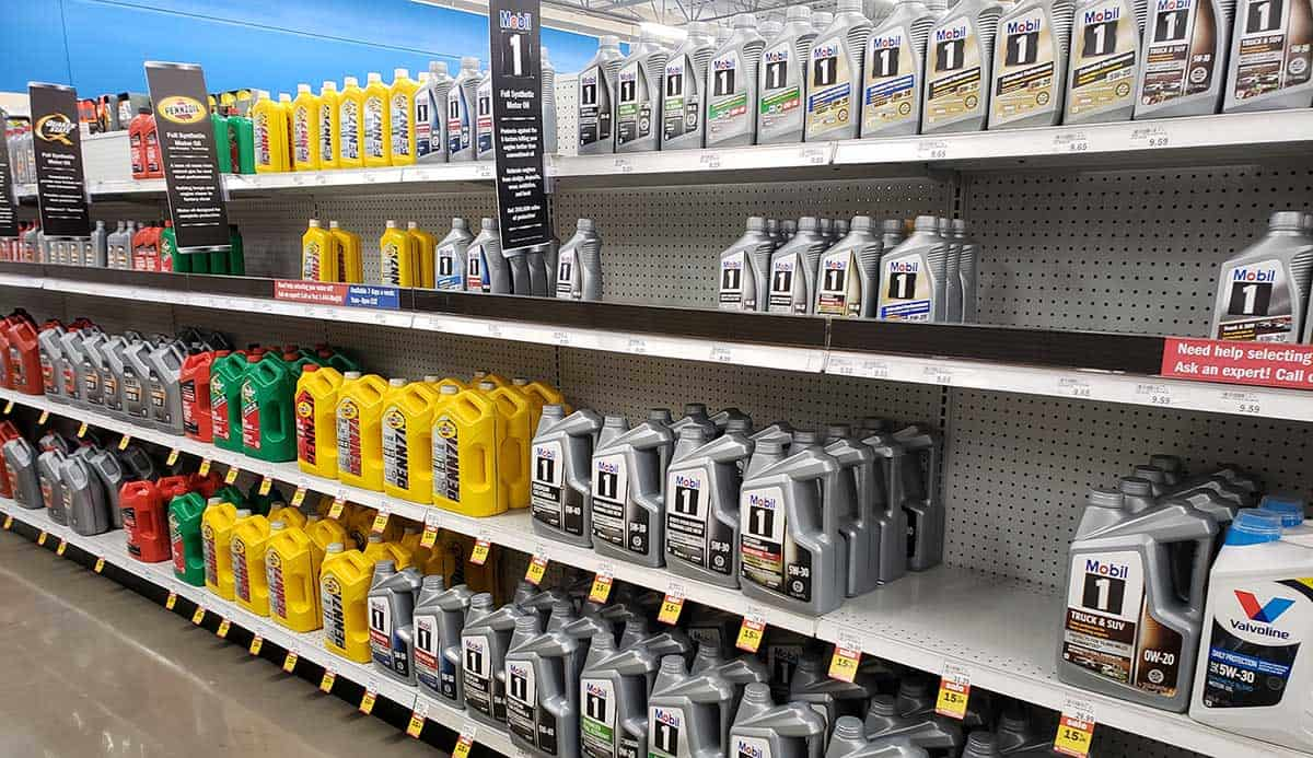 best synthetic oil options